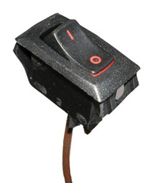 Oreck 1spd SWITCH for HANDLE-n/s
