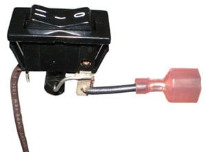 Oreck 2spd SWITCH for HANDLE-n/s