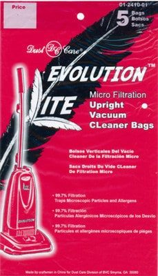 Evolution LITE MicroBAGS-5pkg