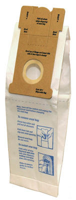 """GE Upright """"GE-1"""" MicroBAGS-3pkg"""
