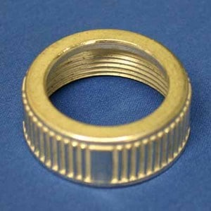 """1.56"""" Commercial Wand LOCK NUT - Metal"""