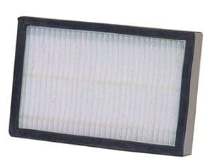 "Kenmore/Panasonic 3x4.5"" HEPA FILTER-Canisters"
