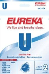 "Eureka ""U"" Belt-each"