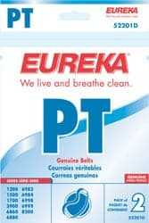 Eureka PowerTeam Belt - 2pkg