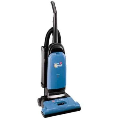 Hoover Tempo WidePath Upright w/On-Board-Tools - Blue