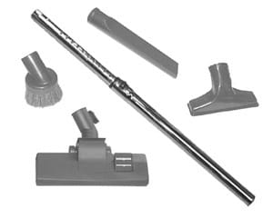 DustCare Backpack TOOL KIT-5pc/1.25""