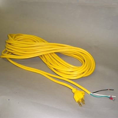 *50' Commercial 18/3 CORD - Yellow