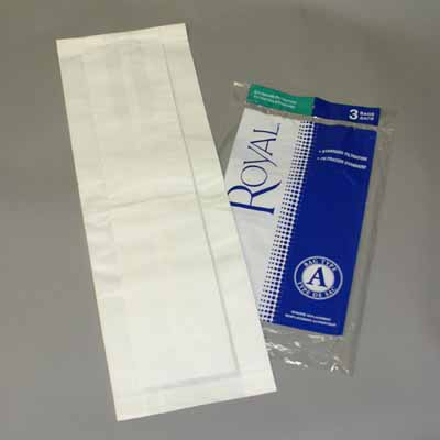 "Royal ""A"" Upright BAGS-3pkg"
