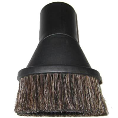 35mm Oval DUST BRUSH-Black/Miele
