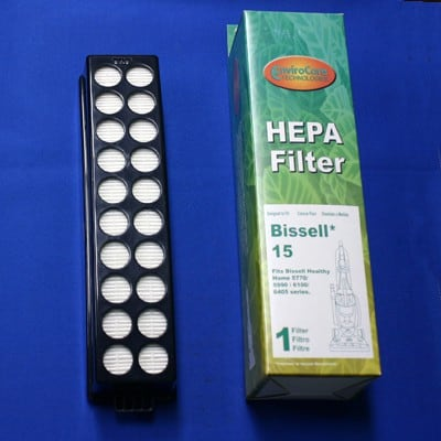"Bissell ""HH/15"" HEPA FILTER-HealthyHome/5770/5990/6100"
