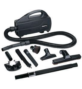 Oreck Buster B Portable Vacuum w/Tools