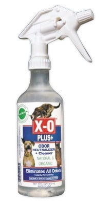 X-O ODOR NEUTRALIZER PLUS - 16oz