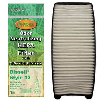 Bissell #12 HEPA Filter - 659x series