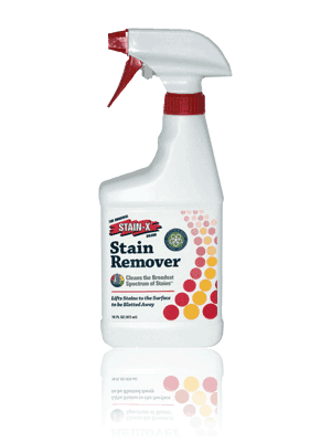 stain x stain remover with trigger spray 16oz. Black Bedroom Furniture Sets. Home Design Ideas
