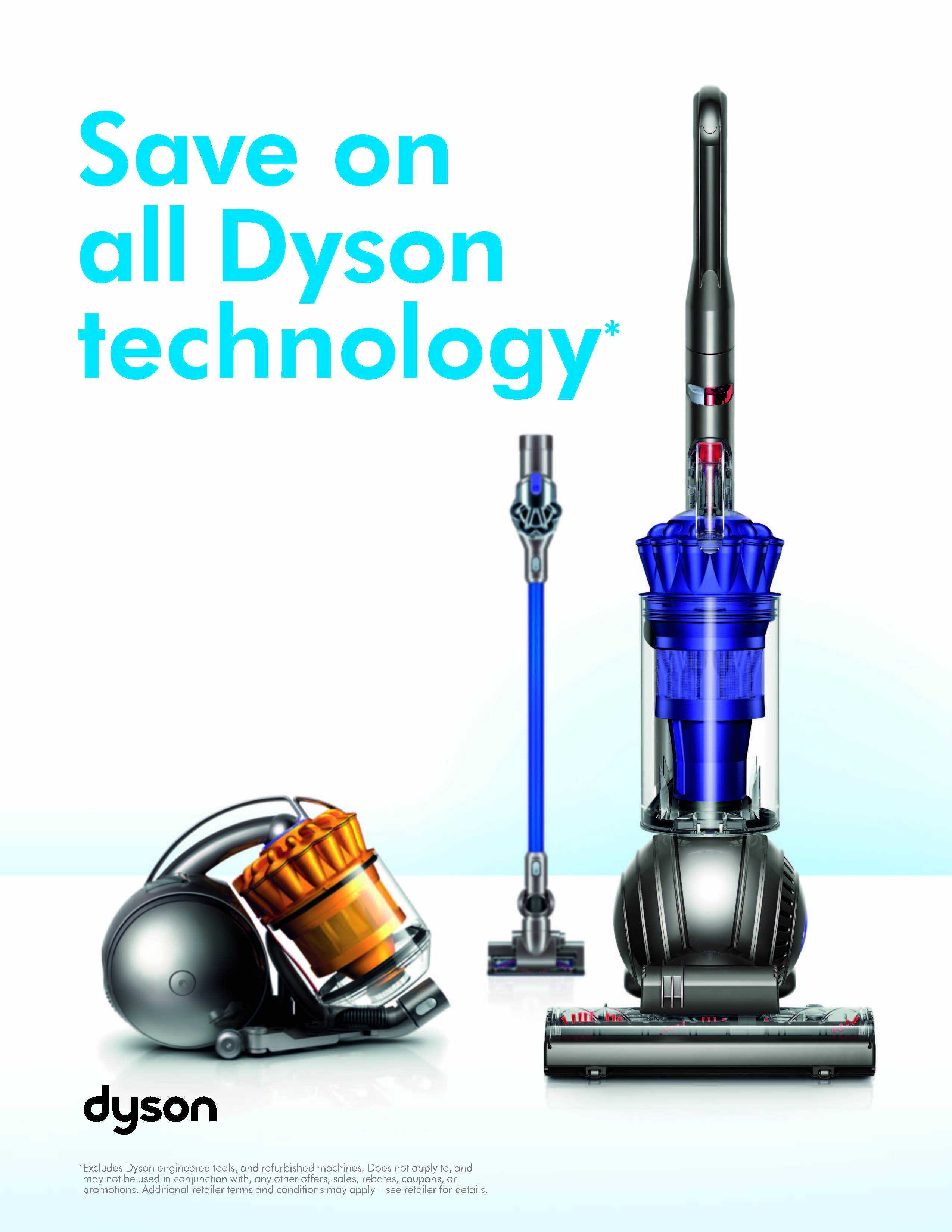 2014-DYSON TRADE-IN SALE