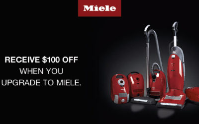 Miele Trade-Up Sale