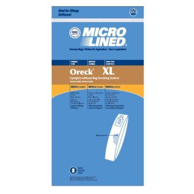 Oreck Upright Micro Bags 8 pk