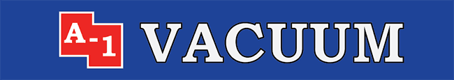 A-1 Vacuum web banner