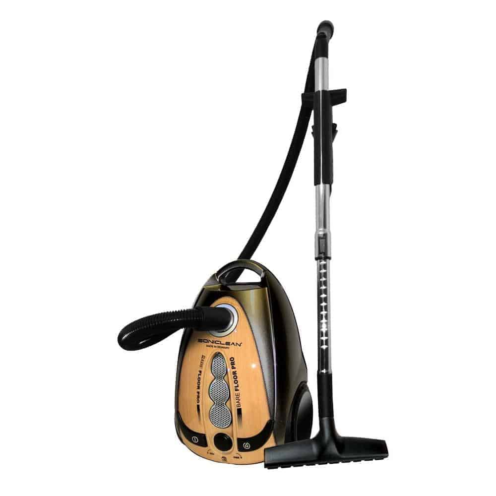 Soniclean Bare Floor Pro Canister A 1 Vacuum Cleaner Company