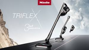 All New Miele Triflex is here!