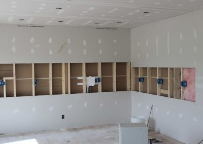 Roseville Buildout - January 2015